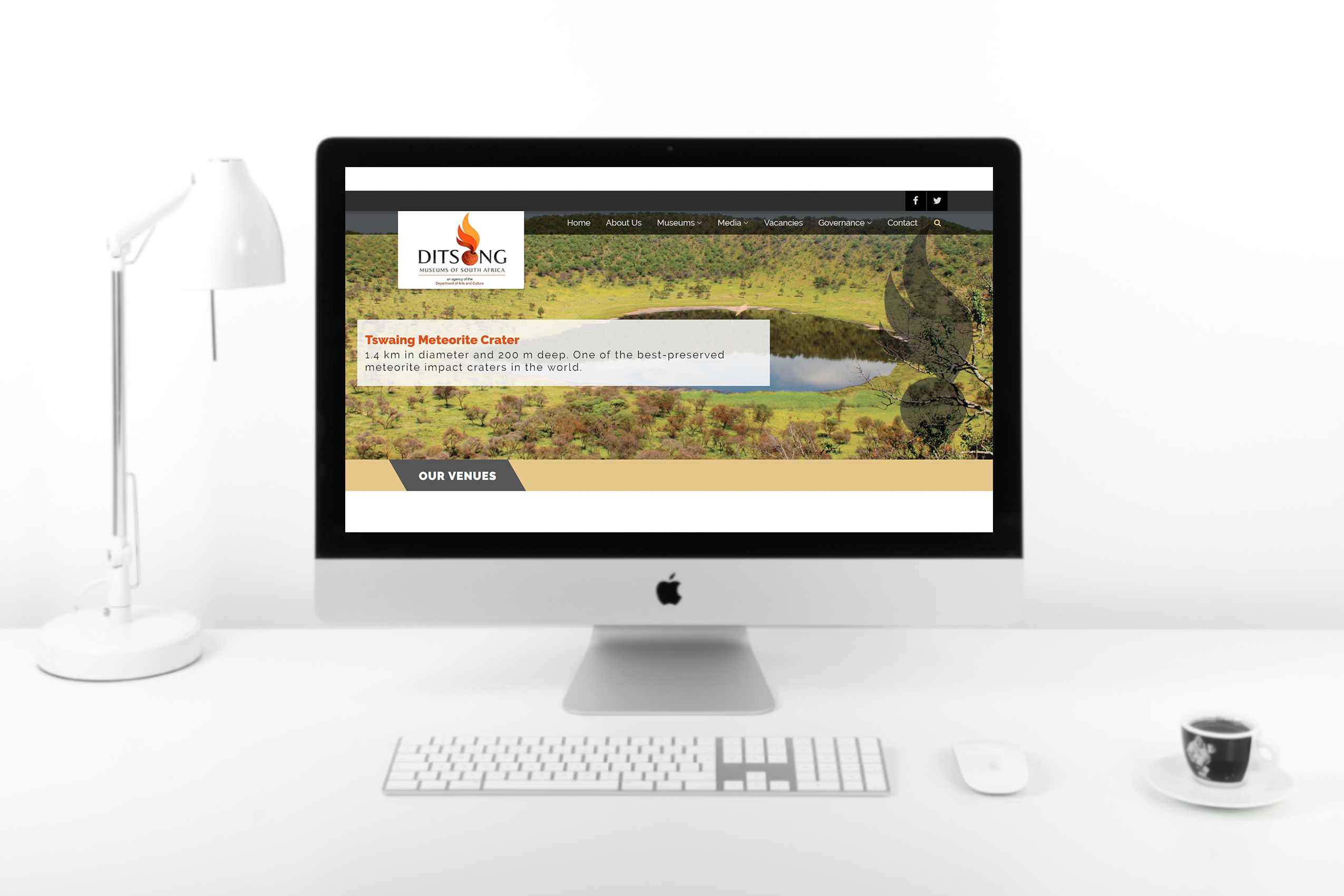 Ditsong-Museums-Website