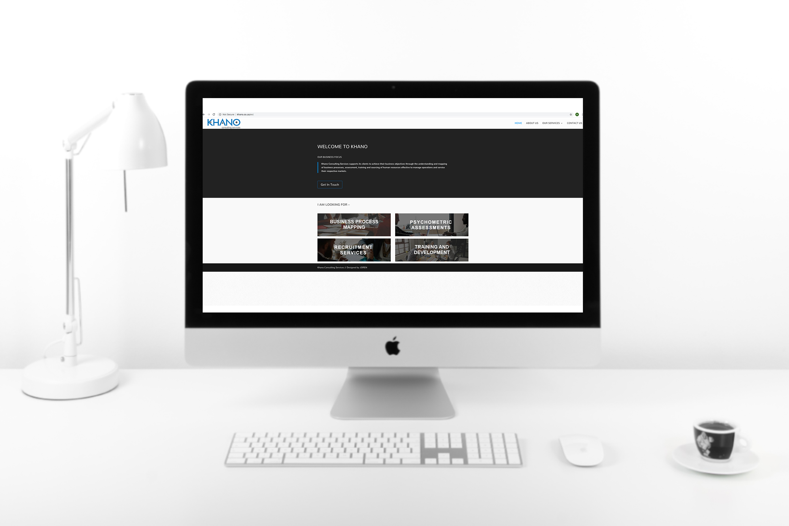 Khano-Consulting-Services-Website