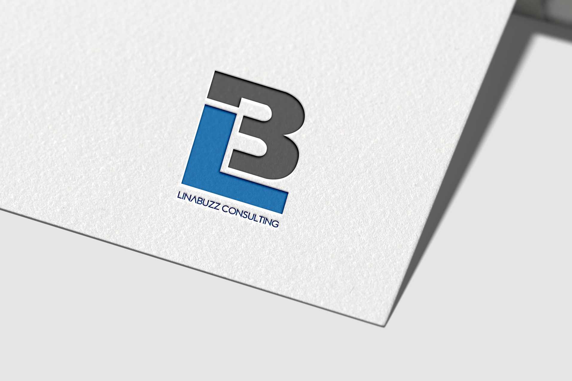 Linabuzz-Consulting-logo-on-paper