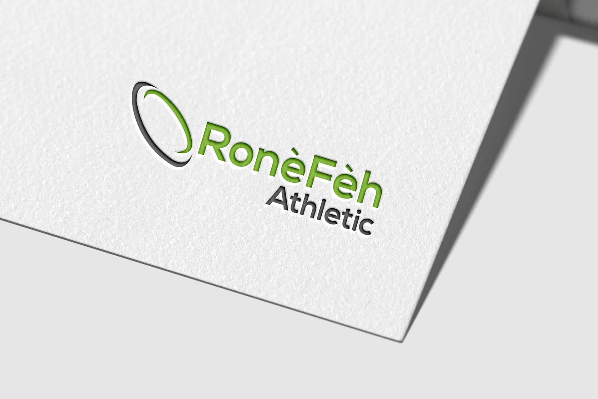 Ronefeh-Athletic-logo-on-paper